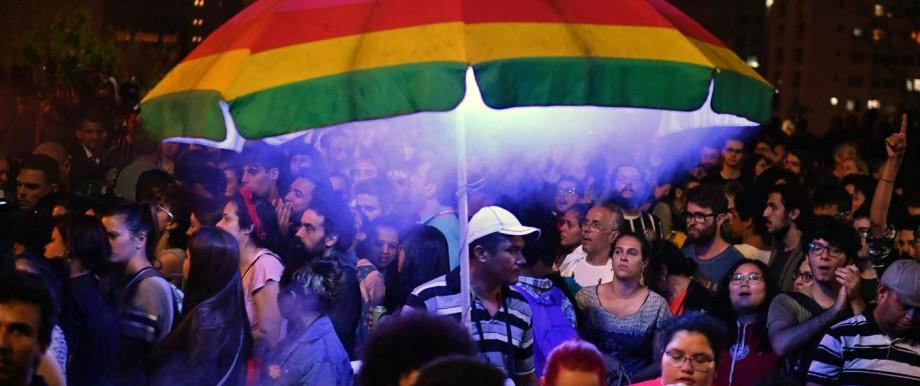 Jair Bolsonaro Homosexuelle in Brasilien