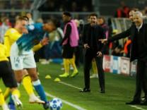 Champions League - Group Stage - Group A - Borussia Dortmund v Atletico Madrid