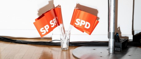 SPD-Wahlparty in Bayern 2018