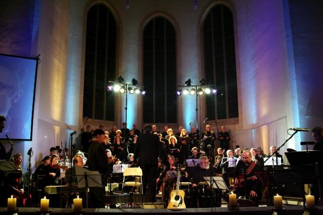 Rock-Requiem Christuskirche Neuhausen 2010