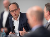 AfD-Podiumsdiskussion in Dresden