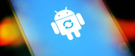 Laden des Android Betriebssystems