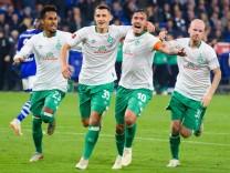 GER, 1. FBL, FC Schalke 04 vs. SV Werder Bremen