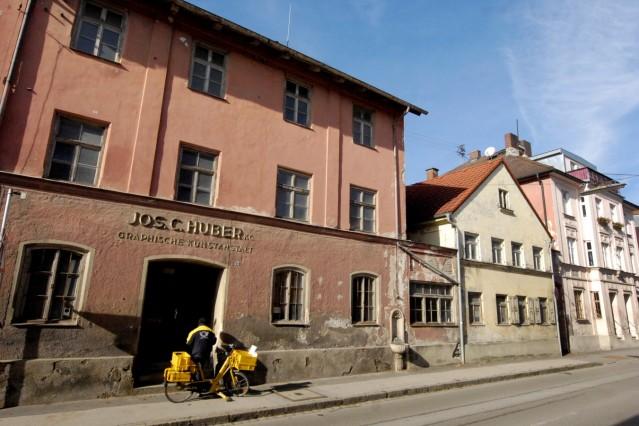 Dießen: Huber Haus ehem. Kunstanstalt