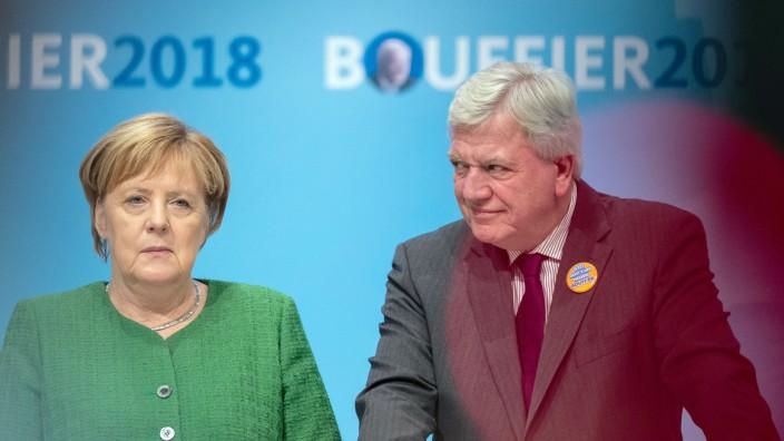 Wahlkampf CDU Hessen