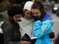 Shooter Opens Fire At Pittsburgh Synagogue