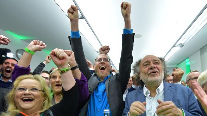 Landtagswahl Hessen - Grüne