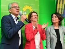 Landtagswahl Hessen Tarek Al-Wazir Grüne Bund