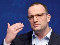 Landtagswahl Hessen Große Koalition Spahn