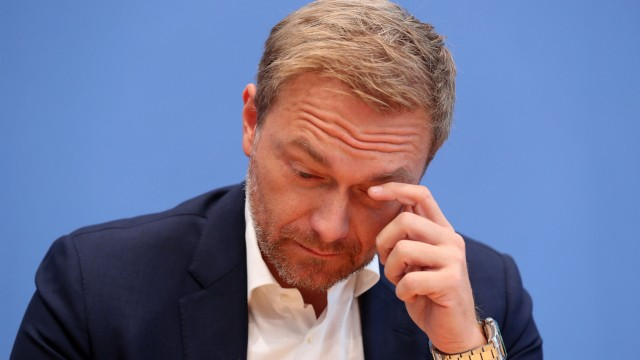 Nach der Landtagswahl in Bayern - FDP
