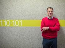 Physik-Professor Frank Wilhelm-Mauch