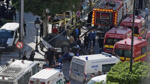 Terrorismus Tunesien
