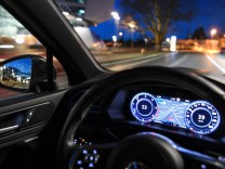 Teststrecke für autonomes Fahren in Friedrichshafen