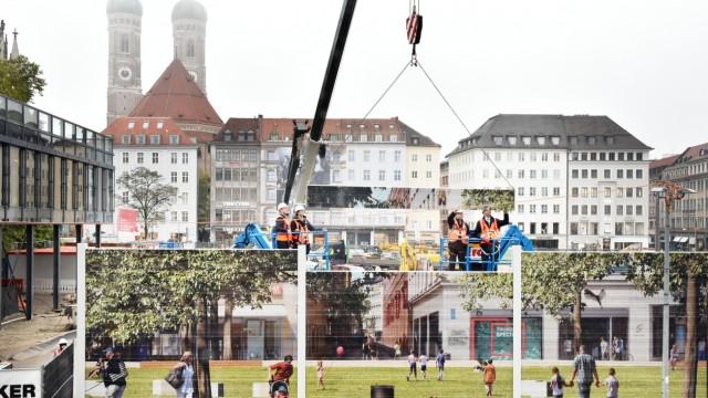 Verkehr in München Zweite Stammstrecke