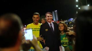 Brasilien Wahl Bolsonaro