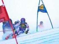 ALPINE SKIING FIS WC Soelden SOELDEN AUSTRIA 27 OCT 18 ALPINE SKIING FIS World Cup season ope