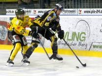 Eishockey DEL2 14 Spieltag im Eisstadion in Bayreuth Saison 2018 2019 Bayreuth Tigers gegen Tölzer
