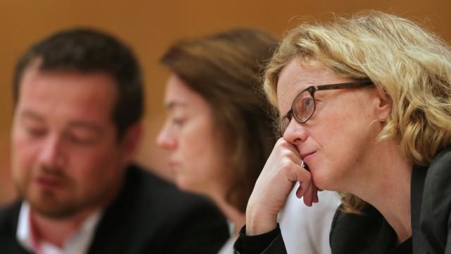 Kleiner Parteitag der Bayern-SPD