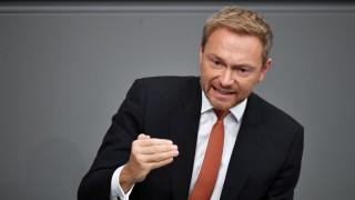 FDP Lindner Merkel