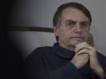 Vor Präsidentenstichwahl in Brasilien