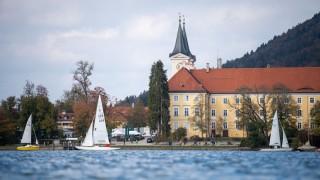 Rottach Egern Ein Zaun Gefahrdet Das Postkartenidyll Bayern