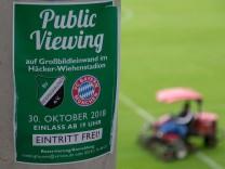 Rödinghausen vor dem Pokalspiel gegen den FC Bayern