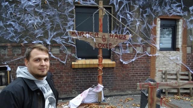 Halloween Halloween-Dekoration