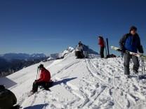 Brauneck Skigebiet