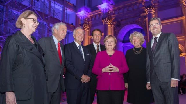 Festakt 20 Jahre Amt des Bundeskulturbeauftragten