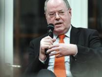 Peer Steinbrück 2018 in Berlin
