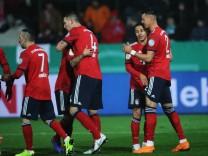 SV Roedinghausen v FC Bayern Muenchen - DFB Cup