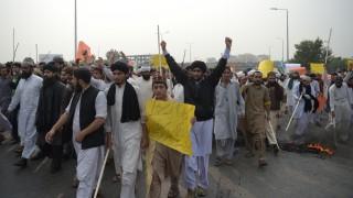 Politik Pakistan Freigesprochene Christin