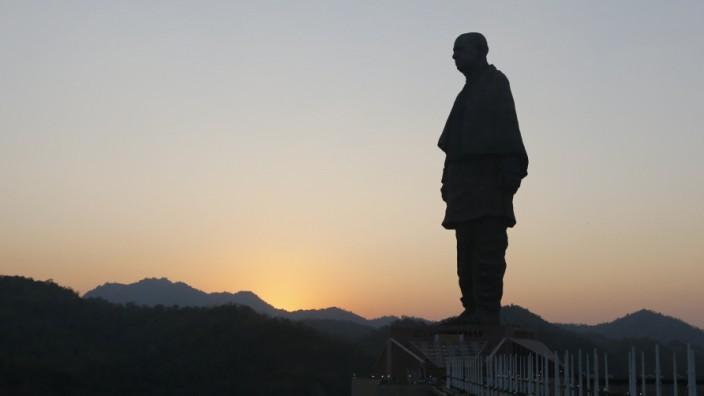 """´Statue der Einheit"""" in Indien eingeweiht"""