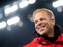 1. FC Köln - Trainer Markus Anfang
