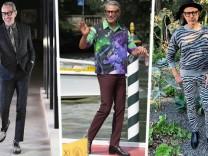 Der Stil von Jeff Goldblum