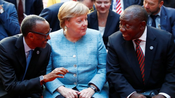 'Compact with Africa'-Konferenz in Berlin