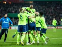 1. FC Koeln v FC Schalke 04 - DFB Cup