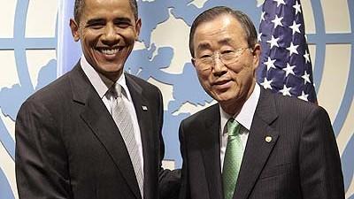Ki Moon Ban Nach UN-Klimagipfel