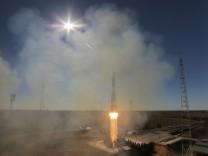 Start von russischem Raumschiff fehlgeschlagen