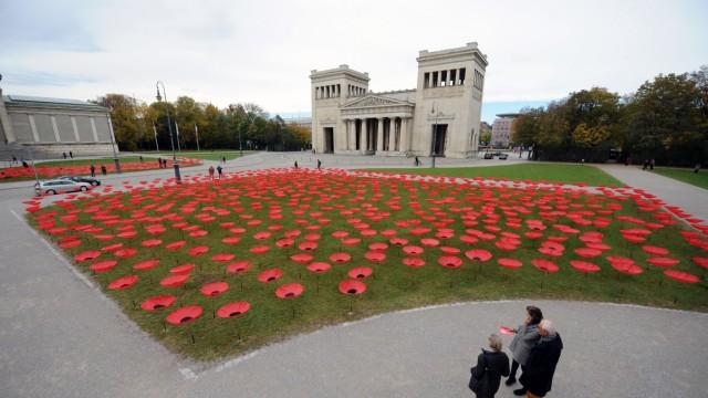 Süddeutsche Zeitung München Anti-Kriegskunst