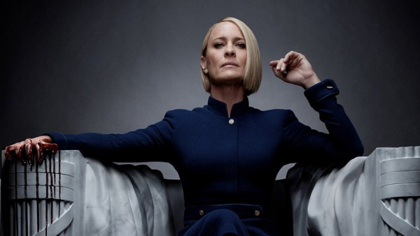 'House of Cards' ab 2. 11.  bei Sky