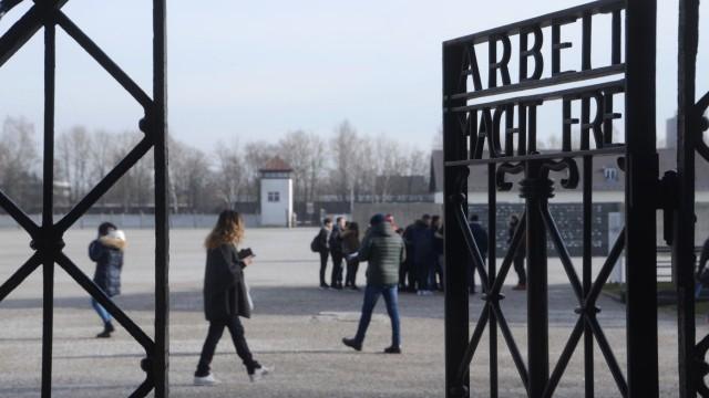 Dachau Vor 80 Jahren begann die Judenverfolgung