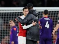 Premier League - Arsenal v Liverpool