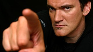 Selbstdarsteller Quentin Tarantino