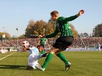03 11 2018 Fussball 3 Liga 2018 2019 14 Spieltag Preußen Münster TSV 1860 München im Preußen