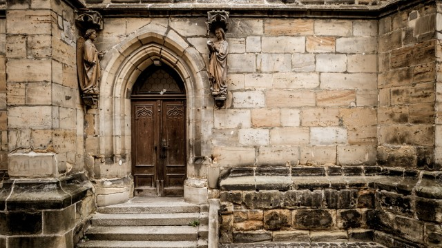 Frauenkirche Amberg Verfall