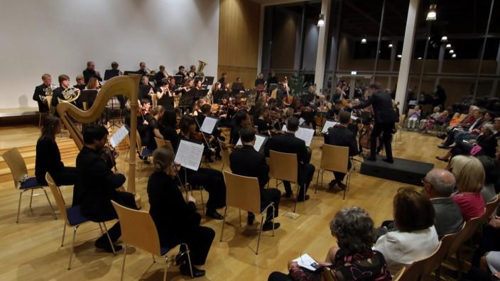 Konzert des Jungen Orchesters München; Im Haus der bayerischen Landwirtschaft
