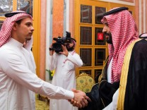 Mohammed bin Salman, Salah Khashoggi
