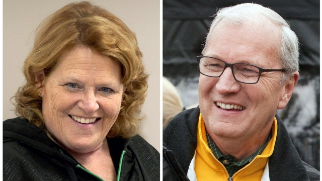 Heidi Heitkamp, Kevin Cramer