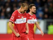 Holger Badstuber und Christian Gentner vom VfB Stuttgart
